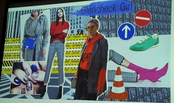 glencheck-girl